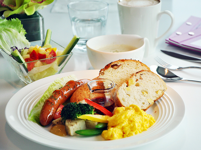台南早午茶輕食‧Elate Café
